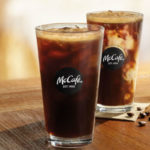 McDonald's cold brew coffee