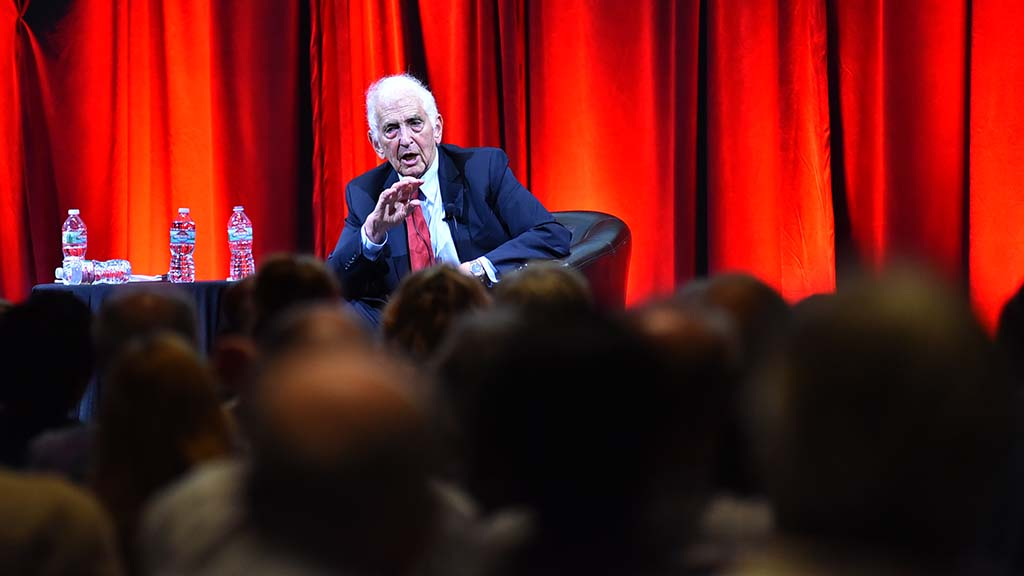 Daniel Ellsberg said a Geneva-type convention in the mid-1960s could have ended the Vietnam War.