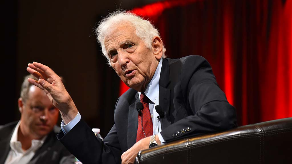 Daniel Ellsberg said secret 1960s materials revealed in recent years showed U.S. government knew Vietnam was a lost cause.
