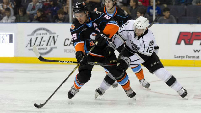 AHL: San Diego Gulls Beat Ontario 6-5 In First Win Of 2018-19 Hockey Season