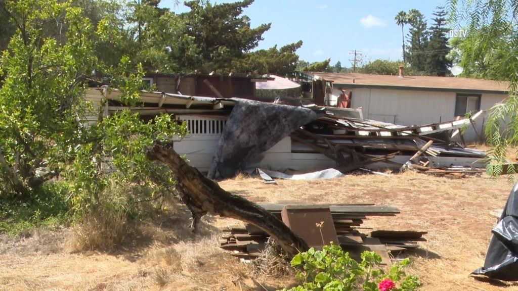 La-Mesa-Shed-Collapse-Major-Injury