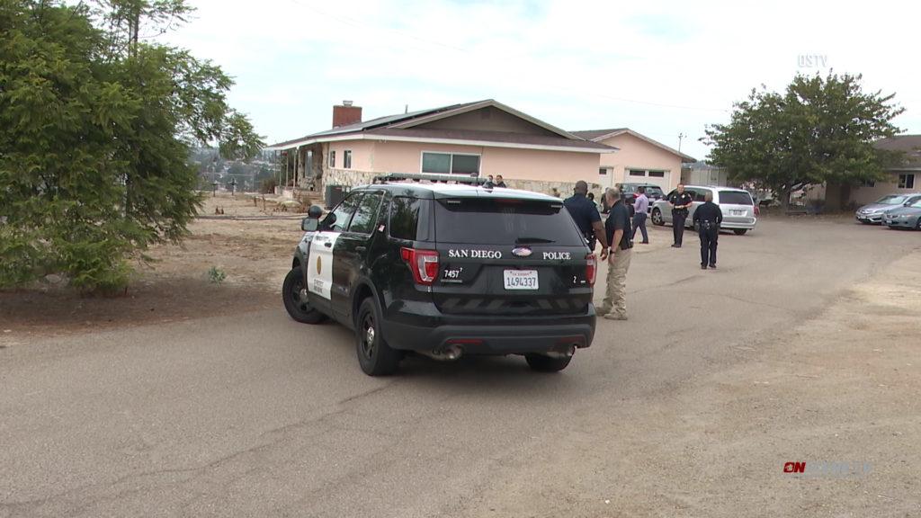 Otay Mesa Burglary