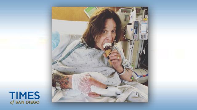 Ozzy Osbourne Postpones Chula Vista Show After Hand Injury