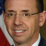 Deputy U.S. Attorney General Rod Rosenstein.