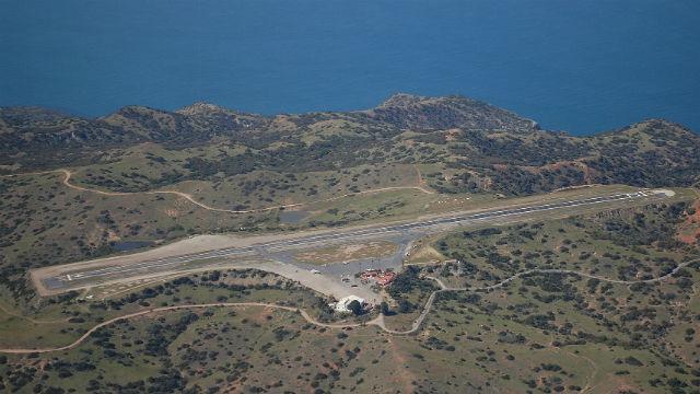 Santa Catalina Island airport