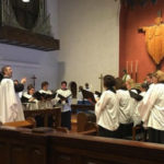 Choir at St. James by The Sea