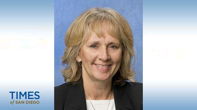 Former San Diego State University interim president Sally Roush.