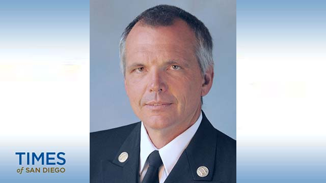 Steve Swaney, incoming chief of Heartland Fire & Rescue.
