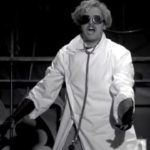 "Scene from ""Young Frankenstein"""