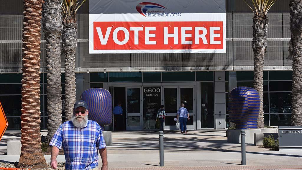 Überparteilichen Wähler Muss einen Antrag Crossover-Abstimmung zu Abstimmung im März Primären