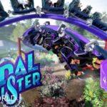 Artist's rendering of SeaWorld San Diego Tidal Twister.