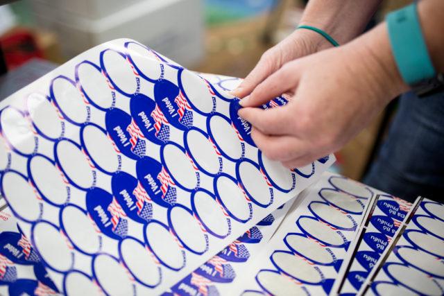 Analyse: die kalifornischen Wähler Abkühlen lassen, auf dem Stimmzettel Maßnahmen, wie die Wahlen Ansatz