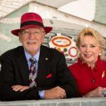 Herbert and Nicole Wertheim. Photo courtesy of Florida International University