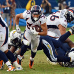 Broncos at Chargers