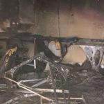 ACCE Arson Fire