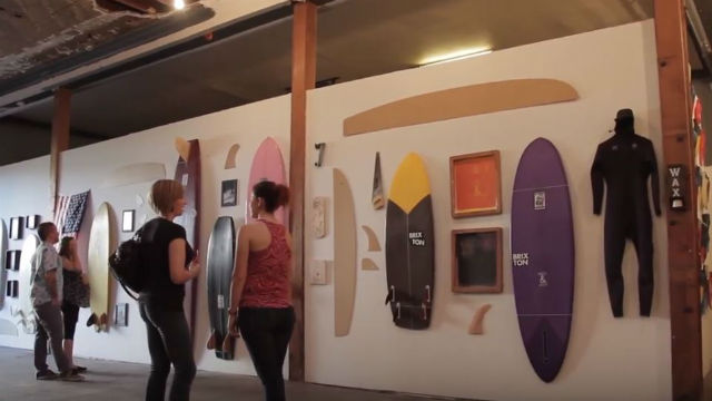 Art Gallery in Barrio Logan