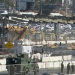 San Ysidro border crossing closed