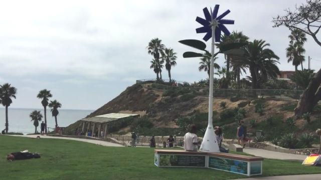 Primo Wind's EnergiPlant at Fletcher Cove