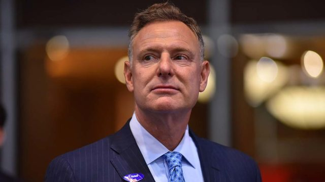 Rep. Scott Peters easily won a fourth term in Congress.