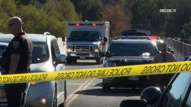 Crime scene in Chula Vista