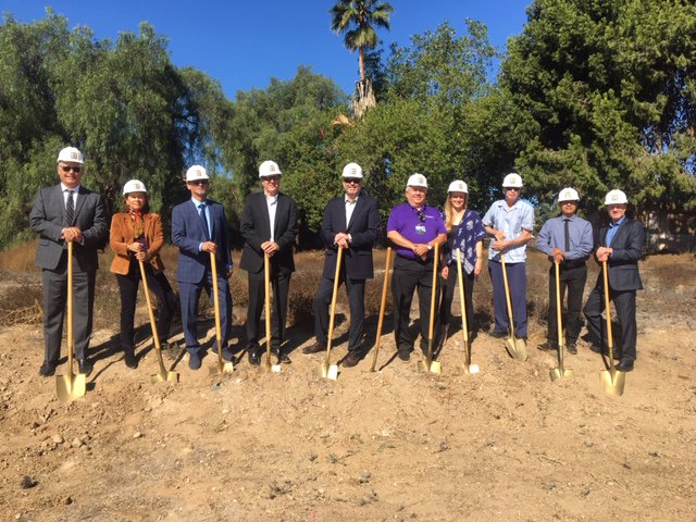 San Ysidro Senior Village Groundsbreaking