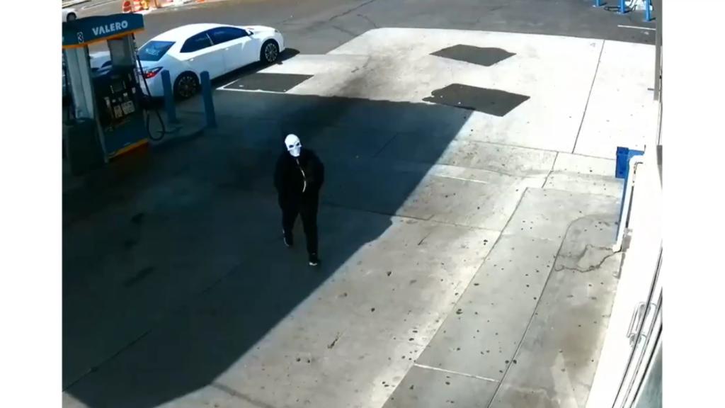 Valero Robbery Suspect