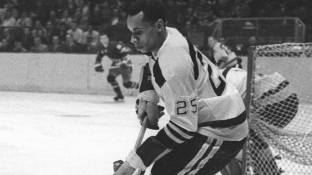 Gulls Willie O Ree The First Black Nhl Player Inducted Into Hall