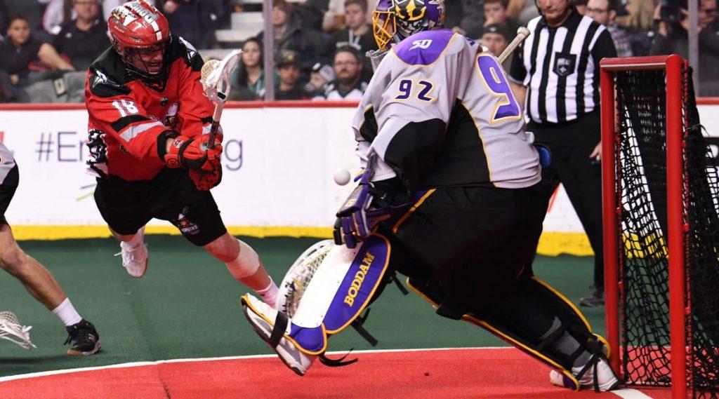 Rhys Duch - Calgary Roughnecks