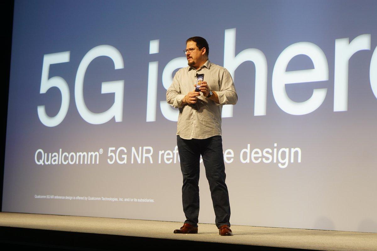 Qualcomm Unveils Snapdragon 855—First Commercial 5G Platform