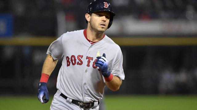 Ian Kinsler, Red Sox