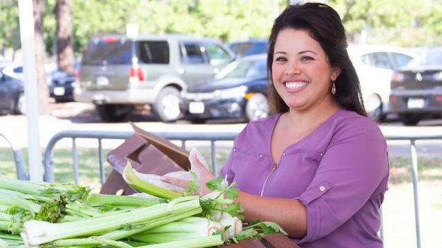 A local farm vendor