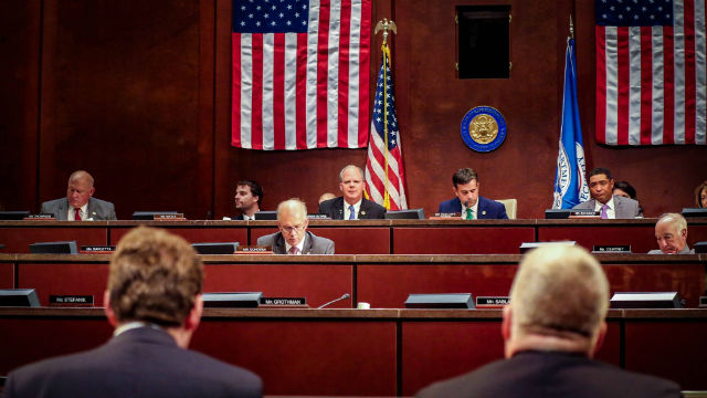 A meeting of the House Committee on Education and the Workforce
