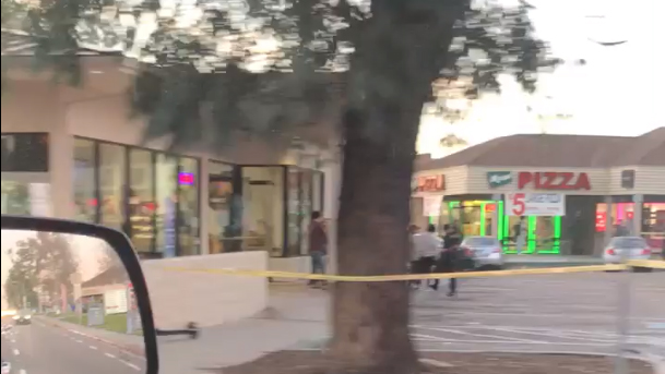 Shooting Reported at K Sandwiches in Linda Vista