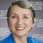 Cover of ScienceWriters honoring Lynne Friedmann