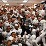 Northwestern University football team