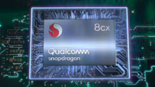 Qualcomm 8cx marketing image