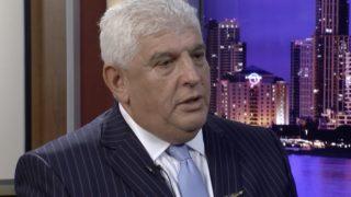 San Diego Association of Governments Executive Director Hasan Ikhrata