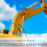 Image from Stop Cottonwood Sand Mining homepage.