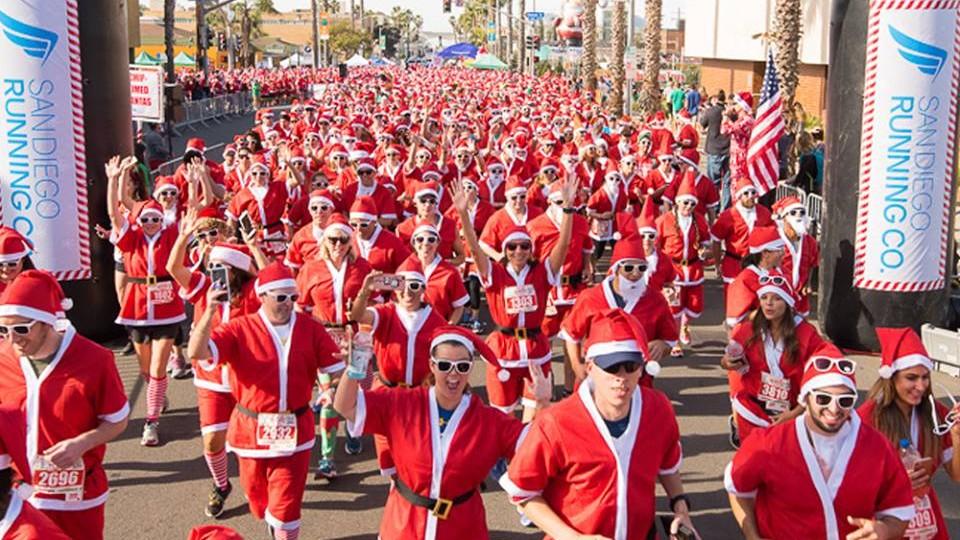 Σαν Ντιέγκο Σαββατοκύριακο: Dec. 13-15 – Νικς και Noels