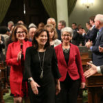 Chief Justice Tani Cantil-Sakauye in the state Legislature