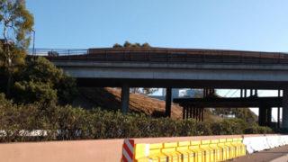 Girders for trolley bridge construction