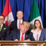 President Trump signs modernized NAFTA agreement