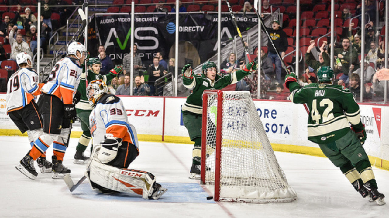 Gulls Eight Game Winning Streak Ends With Ot Loss Times Of San Diego