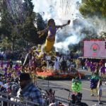 Stella Rosa Wines float in the 130th Tournament of Roses Parade