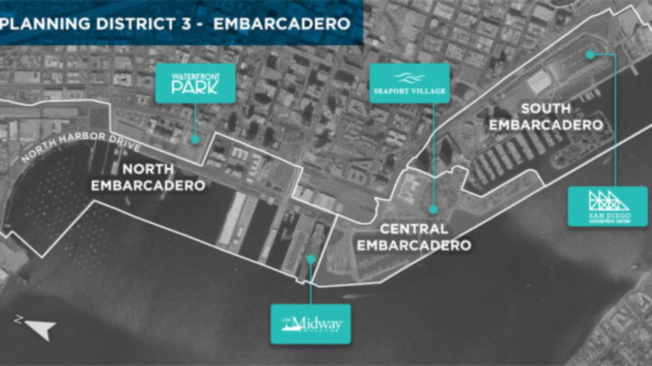 Port Seeks Public Input on Plans for Development of Downtown