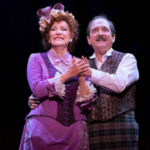 "Betty Buckley and Lewis J. Stadlen star in the national touring production of ""Hello, Dolly!"""