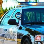 Hemet Police cruiser