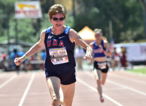 World-record holder Kathy Bergen, competing at 2015 Mt. SAC Relays, will bypass world meet in Poland.