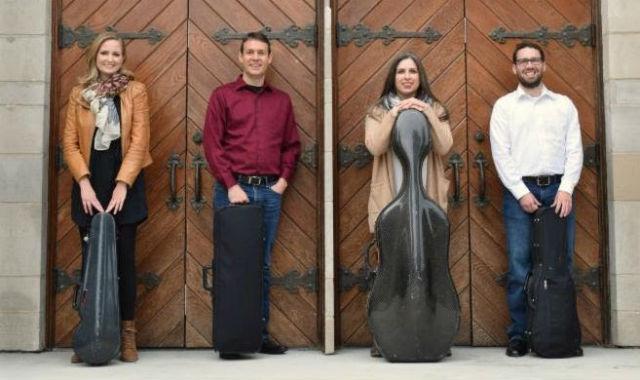 Art of Elan Picks Chicago's Innovative Kontras Quartet as