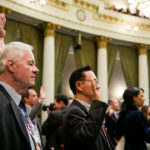 California lawmakers take the oath of office